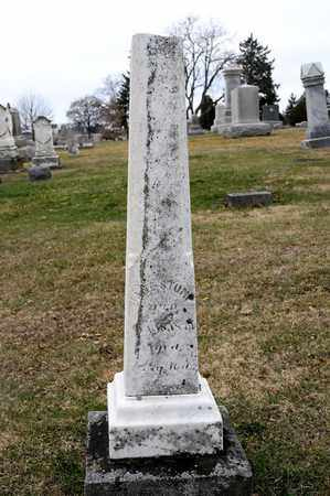 STUMP, JANE - Richland County, Ohio | JANE STUMP - Ohio Gravestone Photos