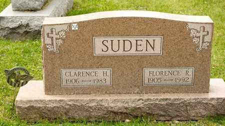 SUDEN, CLARENCE H - Richland County, Ohio | CLARENCE H SUDEN - Ohio Gravestone Photos