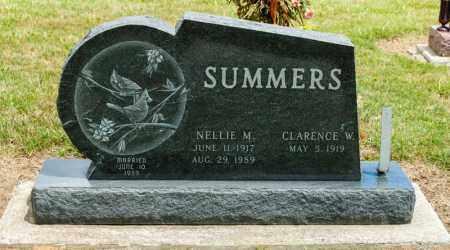 SUMMERS, NELLIE M - Richland County, Ohio | NELLIE M SUMMERS - Ohio Gravestone Photos