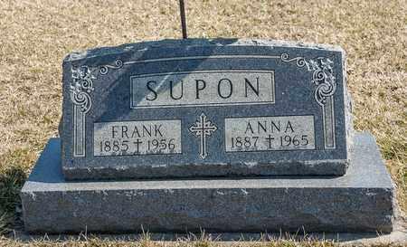 SUPON, FRANK - Richland County, Ohio | FRANK SUPON - Ohio Gravestone Photos