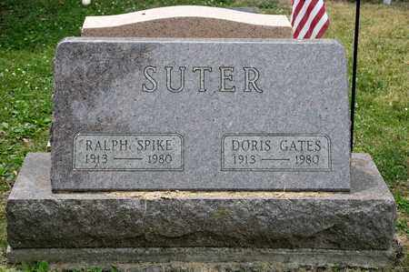 SUTER, DORIS - Richland County, Ohio | DORIS SUTER - Ohio Gravestone Photos