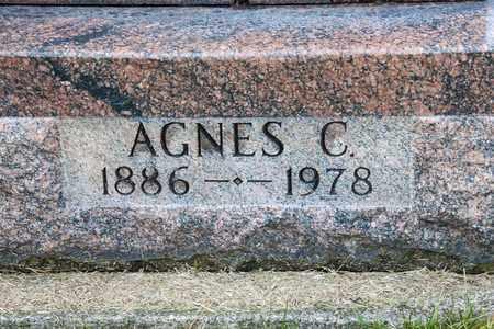 SUTTER, AGNES C - Richland County, Ohio   AGNES C SUTTER - Ohio Gravestone Photos
