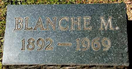 SUTTER, BLANCHE M - Richland County, Ohio | BLANCHE M SUTTER - Ohio Gravestone Photos