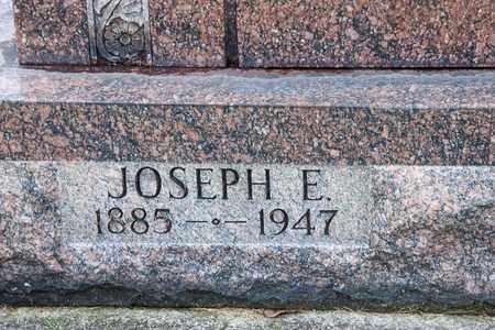 SUTTER, JOSEPH E - Richland County, Ohio | JOSEPH E SUTTER - Ohio Gravestone Photos