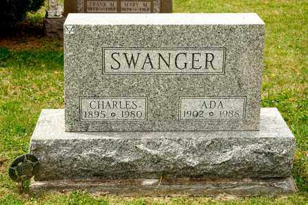 SWANGER, ADA - Richland County, Ohio | ADA SWANGER - Ohio Gravestone Photos