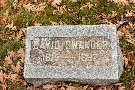 SWANGER, DAVID - Richland County, Ohio | DAVID SWANGER - Ohio Gravestone Photos