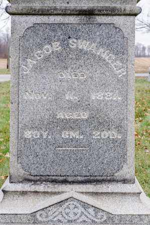 SWANGER, JACOB - Richland County, Ohio   JACOB SWANGER - Ohio Gravestone Photos