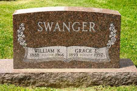 SWANGER, WILLIAM K - Richland County, Ohio | WILLIAM K SWANGER - Ohio Gravestone Photos