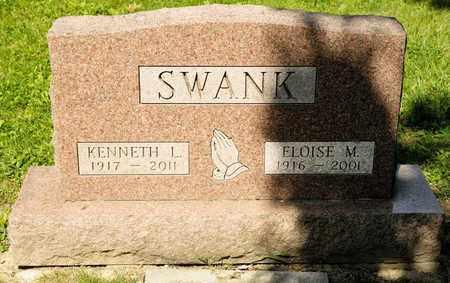 SWANK, KENNETH L - Richland County, Ohio | KENNETH L SWANK - Ohio Gravestone Photos