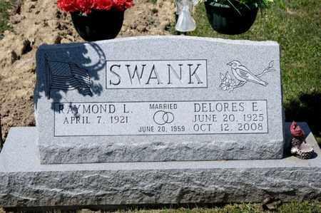 SWANK, DELORES E - Richland County, Ohio   DELORES E SWANK - Ohio Gravestone Photos