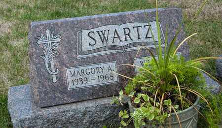 SWARTZ, MARGORY A - Richland County, Ohio | MARGORY A SWARTZ - Ohio Gravestone Photos