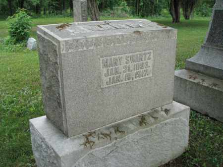 SWARTZ, MARY - Richland County, Ohio | MARY SWARTZ - Ohio Gravestone Photos