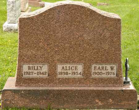 SWEET, ALICE - Richland County, Ohio | ALICE SWEET - Ohio Gravestone Photos