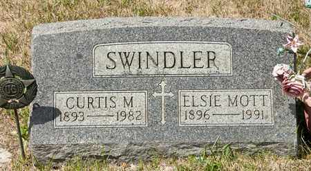 SWINDLER, CURTIS M - Richland County, Ohio   CURTIS M SWINDLER - Ohio Gravestone Photos