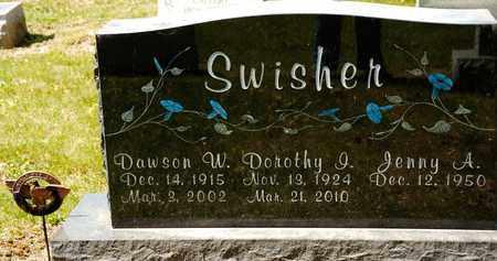 SWISHER, DOROTHY I - Richland County, Ohio | DOROTHY I SWISHER - Ohio Gravestone Photos
