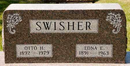 SWISHER, EDNA E - Richland County, Ohio | EDNA E SWISHER - Ohio Gravestone Photos
