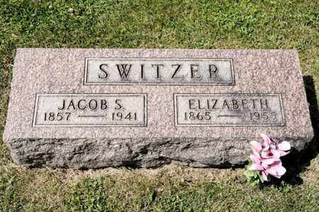 SWITZER, JACOB S - Richland County, Ohio | JACOB S SWITZER - Ohio Gravestone Photos