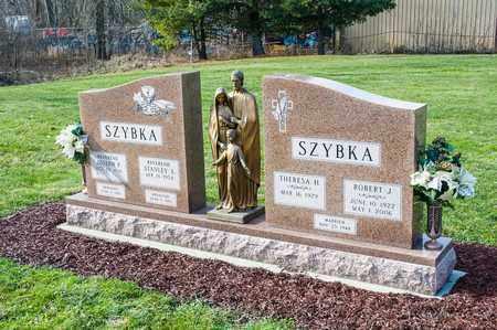 SZYBKA, ROBERT J - Richland County, Ohio   ROBERT J SZYBKA - Ohio Gravestone Photos