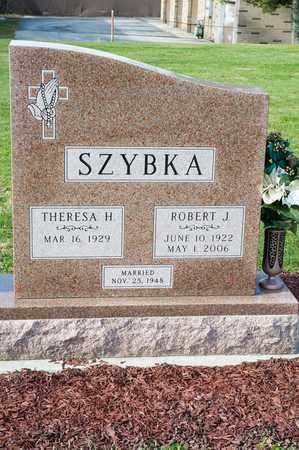SZYBKA, ROBERT J - Richland County, Ohio | ROBERT J SZYBKA - Ohio Gravestone Photos