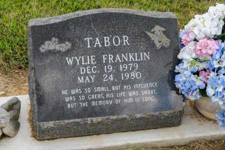 TABOR, WYLIE FRANKLIN - Richland County, Ohio | WYLIE FRANKLIN TABOR - Ohio Gravestone Photos