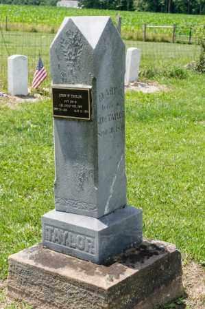 TAYLOR, MARY A - Richland County, Ohio | MARY A TAYLOR - Ohio Gravestone Photos