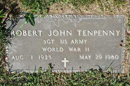 TENPENNY, ROBERT JOHN - Richland County, Ohio | ROBERT JOHN TENPENNY - Ohio Gravestone Photos