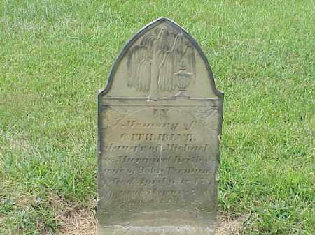 TERMAN, CATHARINE - Richland County, Ohio | CATHARINE TERMAN - Ohio Gravestone Photos