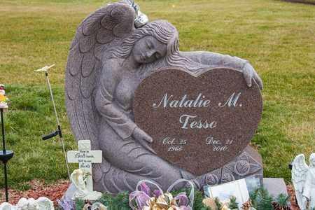 TESSO, NATALIE M - Richland County, Ohio | NATALIE M TESSO - Ohio Gravestone Photos