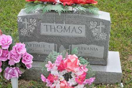 THOMAS, ARTHUR L - Richland County, Ohio | ARTHUR L THOMAS - Ohio Gravestone Photos