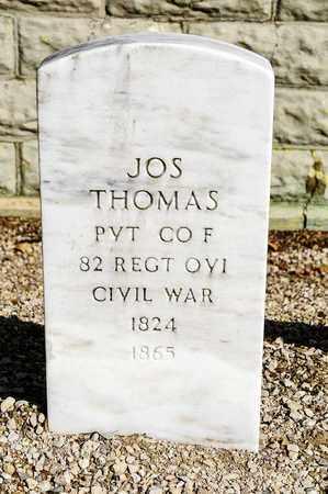 THOMAS, JOSEPH - Richland County, Ohio   JOSEPH THOMAS - Ohio Gravestone Photos