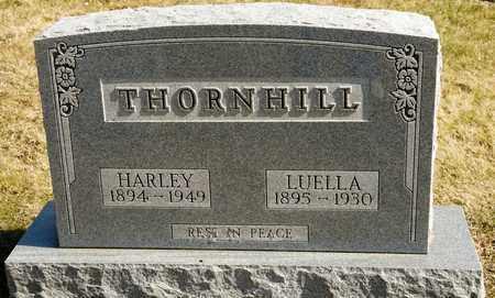THORNHILL, LUELLA - Richland County, Ohio | LUELLA THORNHILL - Ohio Gravestone Photos