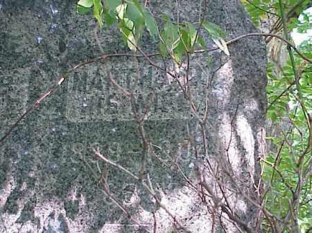 THRONE, MARTHA B. - Richland County, Ohio | MARTHA B. THRONE - Ohio Gravestone Photos