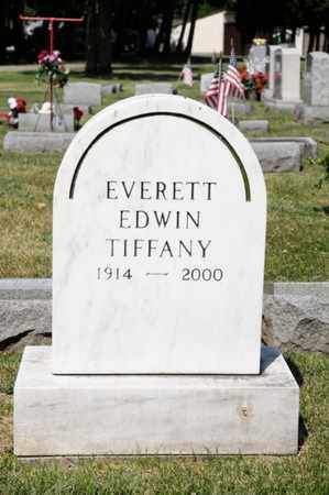 TIFFANY, EVERETT EDWIN - Richland County, Ohio | EVERETT EDWIN TIFFANY - Ohio Gravestone Photos