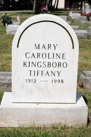 KINGSBORO TIFFANY, MARY CAROLINE - Richland County, Ohio | MARY CAROLINE KINGSBORO TIFFANY - Ohio Gravestone Photos