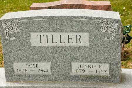 TILLER, ROSE - Richland County, Ohio | ROSE TILLER - Ohio Gravestone Photos