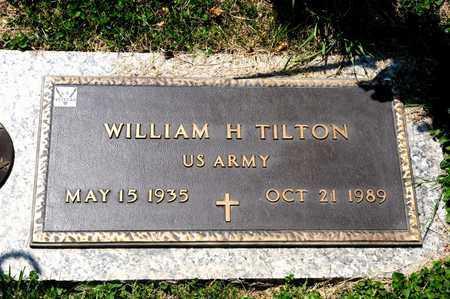 TILTON, WILLIAM H - Richland County, Ohio   WILLIAM H TILTON - Ohio Gravestone Photos