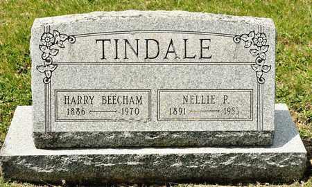 TINDALE, NELLIE P - Richland County, Ohio   NELLIE P TINDALE - Ohio Gravestone Photos