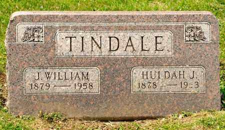 TINDALE, J WILLIAM - Richland County, Ohio | J WILLIAM TINDALE - Ohio Gravestone Photos