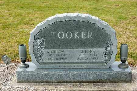 TOOKER, WOODROW J - Richland County, Ohio | WOODROW J TOOKER - Ohio Gravestone Photos