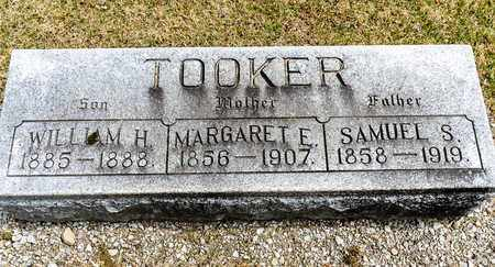 TOOKER, MARGARET E - Richland County, Ohio | MARGARET E TOOKER - Ohio Gravestone Photos