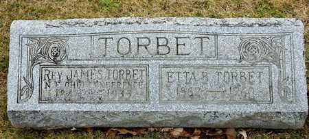 TORBET, JAMES - Richland County, Ohio   JAMES TORBET - Ohio Gravestone Photos