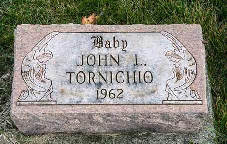 TORNICHIO, JOHN L - Richland County, Ohio   JOHN L TORNICHIO - Ohio Gravestone Photos