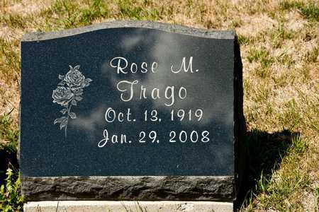 TRAGO, ROSE M - Richland County, Ohio | ROSE M TRAGO - Ohio Gravestone Photos