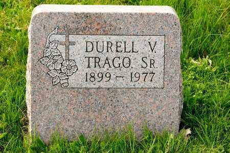 TRAGO SR, DURELL V - Richland County, Ohio | DURELL V TRAGO SR - Ohio Gravestone Photos