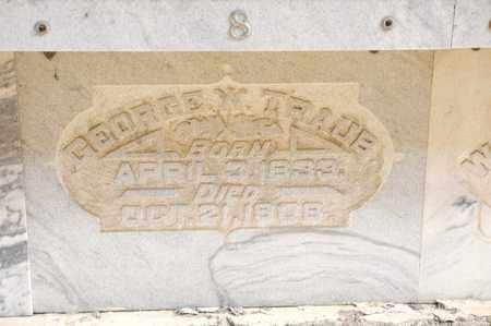 TRAUB, GEORGE W - Richland County, Ohio | GEORGE W TRAUB - Ohio Gravestone Photos