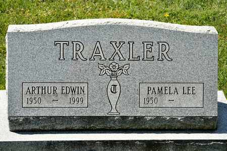 TRAXLER, ARTHUR EDWIN - Richland County, Ohio | ARTHUR EDWIN TRAXLER - Ohio Gravestone Photos