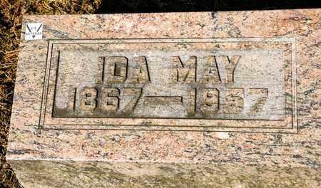 TRIMBLE, IDA MAY - Richland County, Ohio | IDA MAY TRIMBLE - Ohio Gravestone Photos