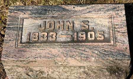 TRIMBLE, JOHN S - Richland County, Ohio | JOHN S TRIMBLE - Ohio Gravestone Photos