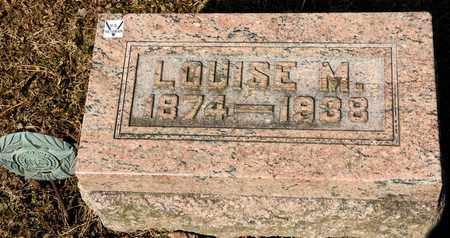TRIMBLE, LOUISE M - Richland County, Ohio | LOUISE M TRIMBLE - Ohio Gravestone Photos