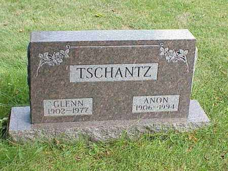 TSCHANTZ, GLENN - Richland County, Ohio | GLENN TSCHANTZ - Ohio Gravestone Photos